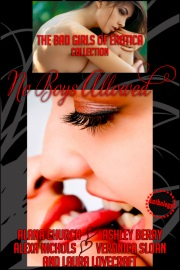 No Boys Allowed - A Five-Book Lesbian Anthology by Bad Girls Of Erotica