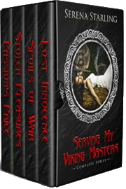 Serving My Viking Masters: Complete Series by Serena Starling