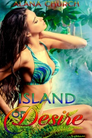 Island Of Desire by Alana Church