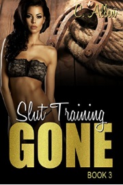 Slut Training: GONE Book 3 by C. Allen