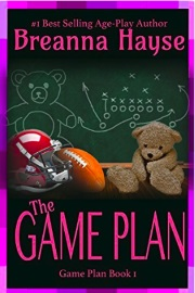 The Game Plan: Game Plan Series Book 1 by Breanna Hayse