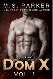 Dom X  by M. S. Parker