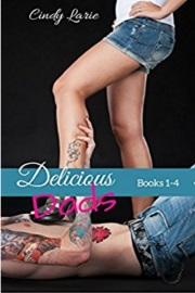 Delicious Dads: Books 1-4 by Cindy Larie