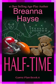 Half-Time: The Game Plan Book 6 by Breanna Hayse